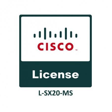 Лицензия Cisco L-SX20-MS