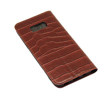 Чехол OCCA Wild Flip кожаный Samsung S8 Plus, фото 2
