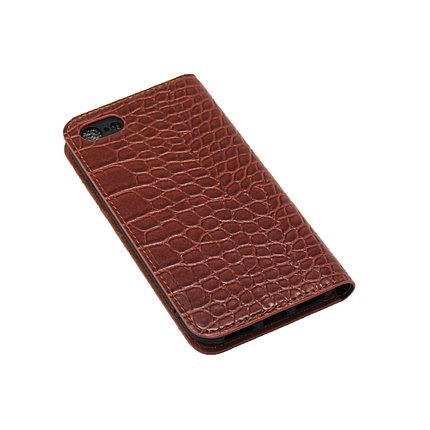 Чехол OCCA Wild Flip кожаный iPhone 7, фото 2