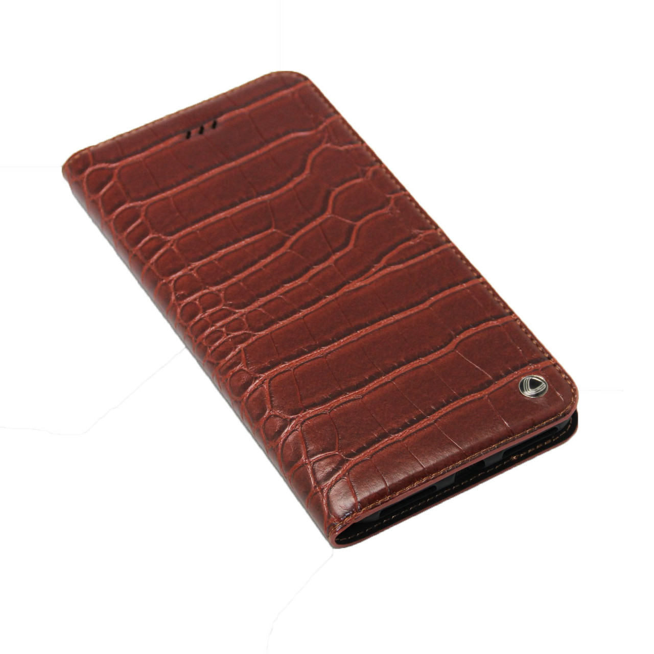 Чехол OCCA Wild Flip кожаный iPhone 7 Plus