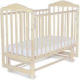 СКВ Кровать детская МИТЕНЬКА (маятник поперечный) венге, фото 5