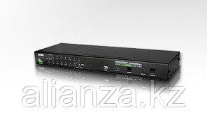 CS1716A  16-и портовый PS/2-USB KVMP переключатель(KVM switch)