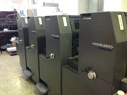 Heidelberg PrintMaster 52-4 б/у 2007г - 4-х красочная печатная машина