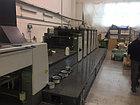 Komori 528 + LX б/у 2001г - пятикрасочная (+лак) печатная машина, фото 4