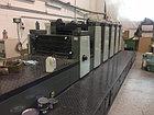 Komori 528 + LX б/у 2001г - пятикрасочная (+лак) печатная машина, фото 5