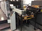 Komori 528 + LX б/у 2001г - пятикрасочная (+лак) печатная машина, фото 6