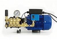 Система распыления воды в виде тумана AG8010-8A, 8 л/мин, труба ВД 200м, 150 форсунок