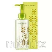 Гидрофильное масло Nature Republic Forest Garden Olive Cleansing Oil с оливковым маслом,200мл