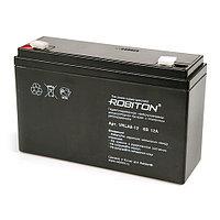 Аккумулятор ROBITON VRLA6-12  6v 12Ah