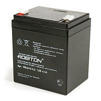 Аккумулятор ROBITON VRLA12-4,5  12v 4,5Ah