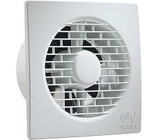 Вентилятор вытяжной бесшумный PUNTO FILO MF100/4, фото 2