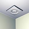 Вентилятор осевой с таймером PUNTO FILO MF100/4 T LL, фото 2