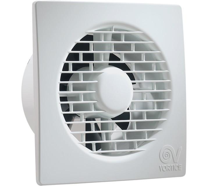 Вытяжной вентилятор с обратным клапаном для ванной PUNTO FILO MF150/6