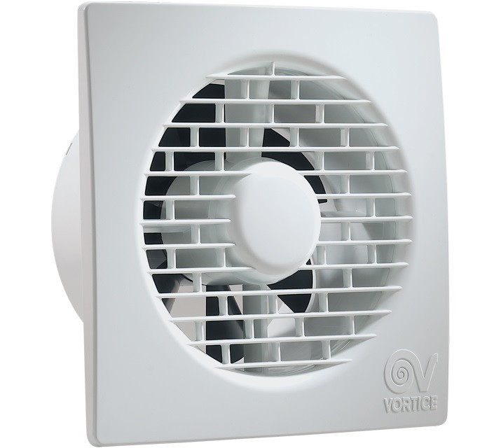 Вентилятор в туалет бесшумный PUNTO FILO MF120/5 LL