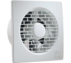 Вентилятор в туалет с обратным клапаном PUNTO FILO MF120/5 Т LL с таймером