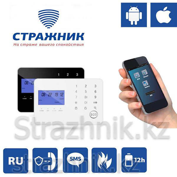 Охранная GSM PSTN сигнализация СТРАЖНИК - фото 1