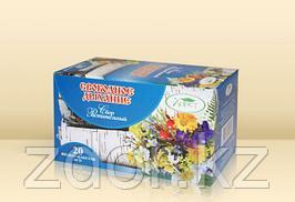 Чай Свободное дыхание  (при заболеваниях дыхательных путей)