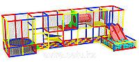 Лабиринт детский игровой Гусеница 9,5х3,8х2,7