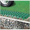 Решетка газонная РГ-70.40.3,2 пластиковая зеленая, фото 4