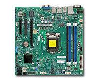 Материнская плата \ Motherboard Supermicro X10SLL-F