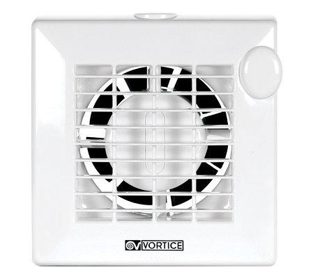 Вентилятор для вытяжки в туалете и ванной PUNTO M120/5 T LL с таймером, фото 2