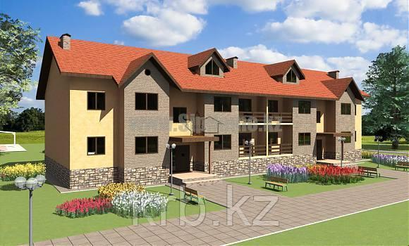 Проект дома «Мелвилл» 800 кв.м. из SIP панелей
