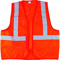 Жилет сигнальный оранжевый размер XL Сибртех 89513 (002)