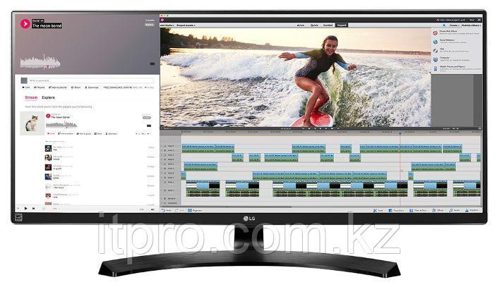 Монитор LG LCD 34''
