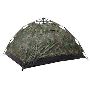 Палатка-автомат 200х150х110 см, цвет милитари, фото 2