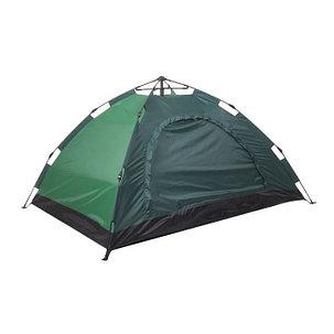Палатка-автомат, размер 200 х 150 х 110 см, цвет зелёный, фото 2