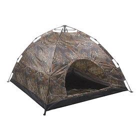 Палатка-автомат 220х220х150 см, цвет лес