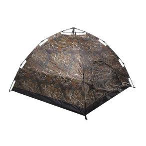 Палатка-автомат 220х220х150 см, цвет лес, фото 2