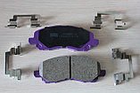 Крепление передних тормозных колодок Outlander XL CW5W, фото 2