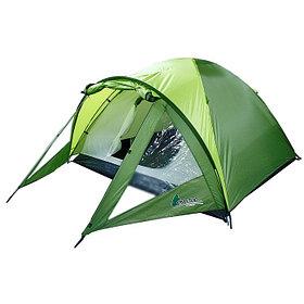Палатка туристическая Jovin 2-х местная, ткань рипстоп