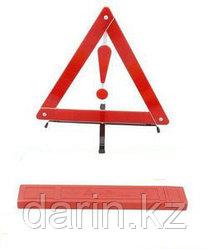 Знак аварийной остановки, в чехле