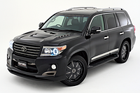 Обвес ELFORD на Toyota Land Cruiser 200 , фото 1