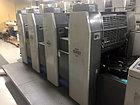 Ryobi 524GX б/у 2004г - 4-х красочная офсетная печатная машина, фото 3