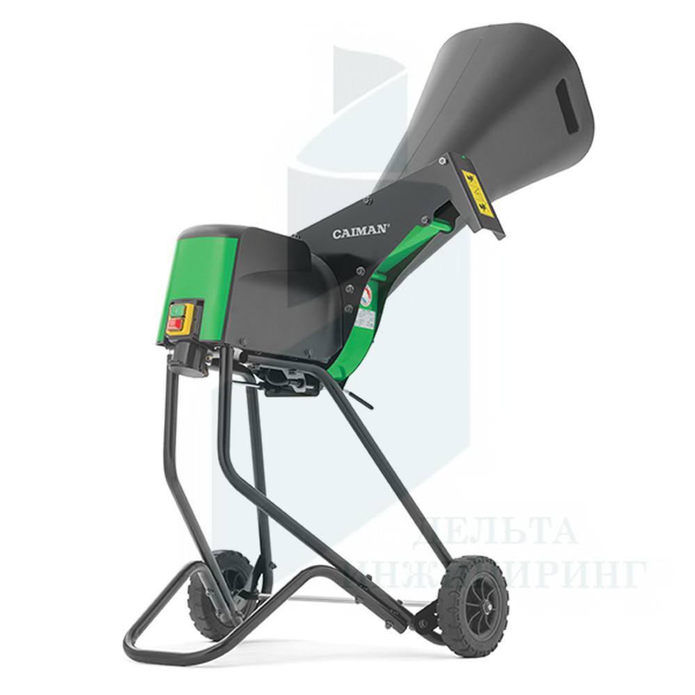 Измельчитель садовый Caiman DEVOR EL (электрический)