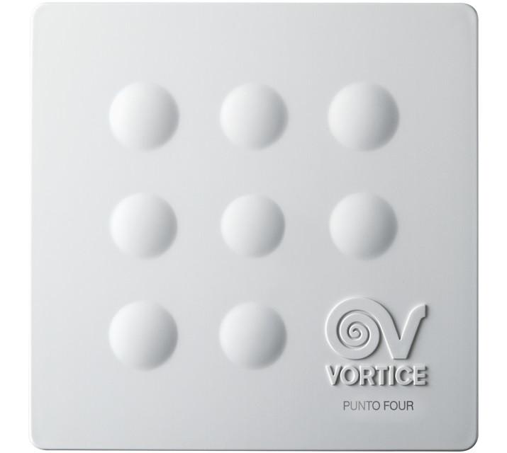 Бытовые вытяжные вентиляторы для ванной комнаты PUNTO FOUR MFO 100/4