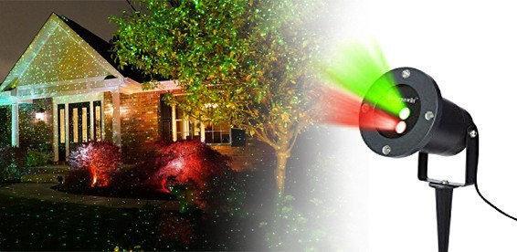 """Лазерный звездный проектор """"Звездопад"""" STAR SHOWER LASER LIGHT PROJECTOR"""