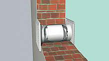 Вытяжные вентиляторы для ванных комнат и туалетов PUNTO GHOST MG120/5, фото 3