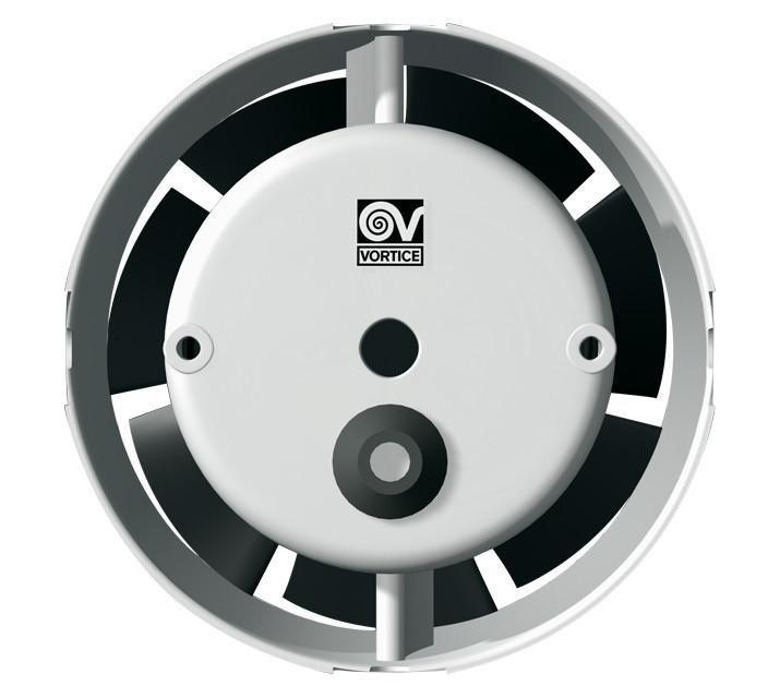 Канальный вытяжной вентилятор круглый PUNTO GHOST MG150/6