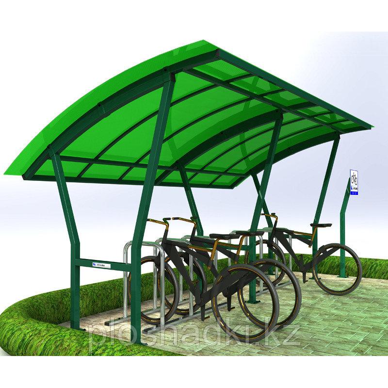 Велопарковка крытая Ахиллес