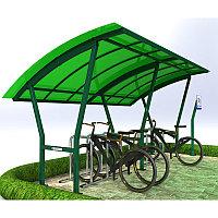 Велопарковка крытая Ахиллес, фото 1
