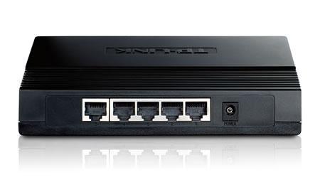 Коммутатор GbE  5-портовый Tp-Link TL-SG1005D