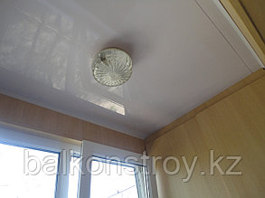 Балконы с утеплением в Алматы