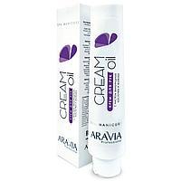 Крем для рук с маслом виноградной косточки и жожоба Cream-Oil ARAVIA Professional