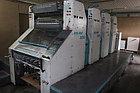Man Roland 204 E б/у 2001г - 4-красочная печатная машина, фото 2