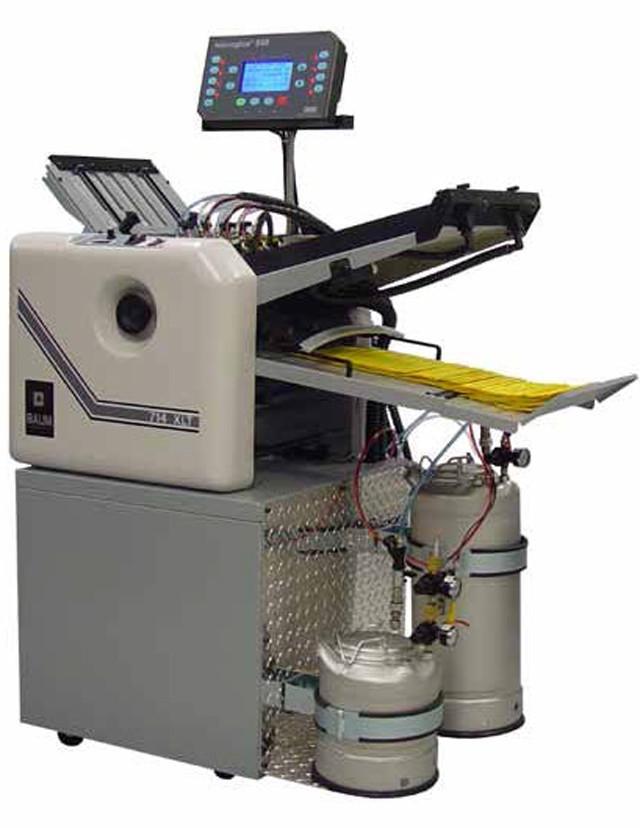 GMS Microgluer 2C - автоматическая линия по изготовлению БПО