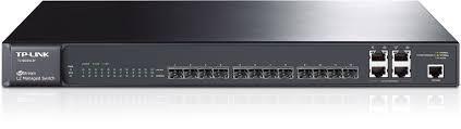 Коммутатор управляемый GbE 12-портовый Tp-Link TL-SG5412F